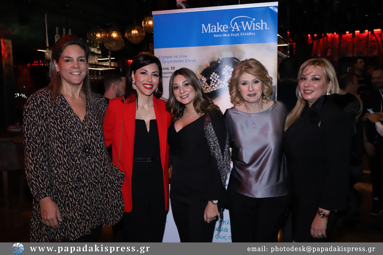 Δυναμικά ξεκινά το όραμα της Νίκης Καποπούλου, προέδρου του Make a Wish 2040