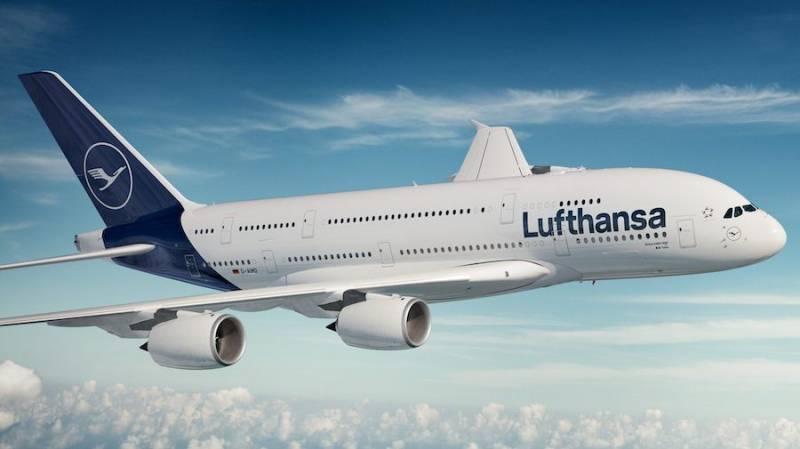 Όμιλος Lufthansa: Υποχρεωτική χρήση μάσκας προσώπου σε όλες τις πτήσεις