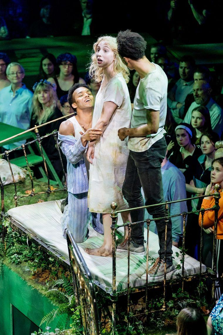 National Theatre Live William Shakespeare: Όνειρο Καλοκαιρινής Νύχτας