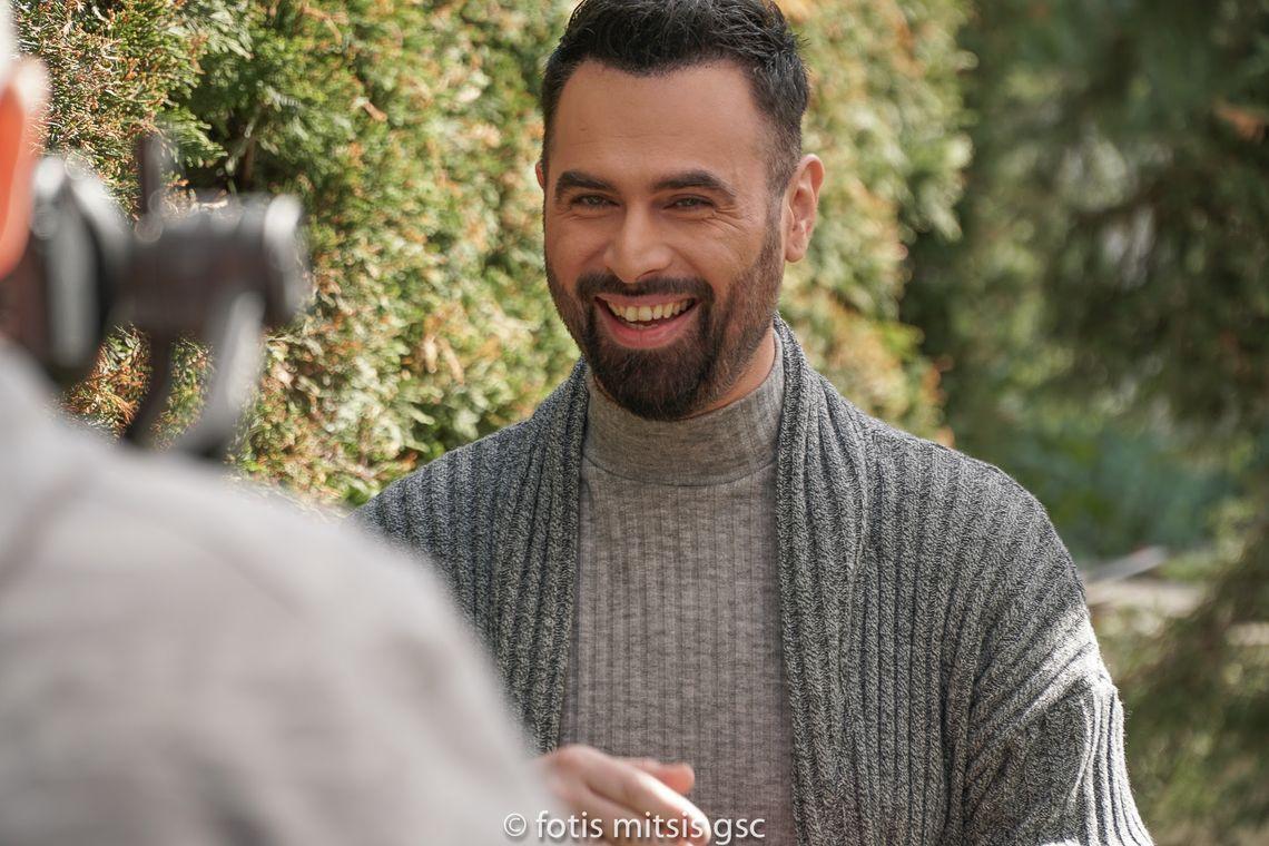 Γιώργος Παπαδόπουλος: Δείτε backstage από τη νέα του επιτυχία «Αγάπη Μου»!
