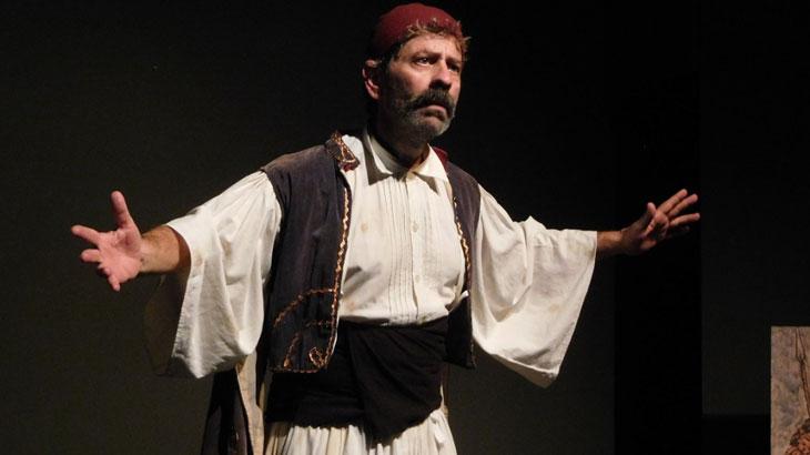 Αλλαγή ημερομηνίας για την παράσταση «Θεόφιλος» στο Θέατρο Σοφούλη