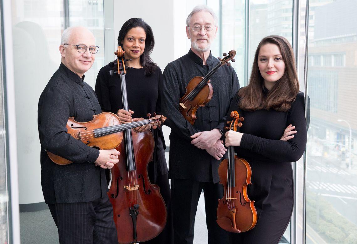 Το θρυλικό Juilliard String Quartet στο κανάλι του Μεγάρου