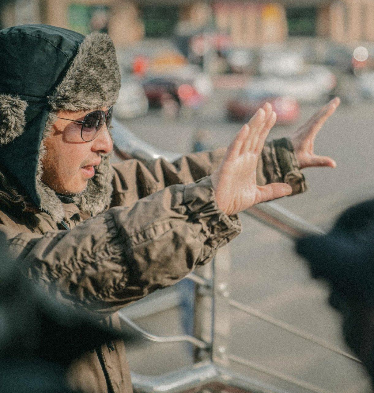 Πολυβραβευμένοι σκηνοθέτες από όλο τον κόσμο συμμετέχουν στο πρότζεκτ του Φεστιβάλ «Χώροι #2»
