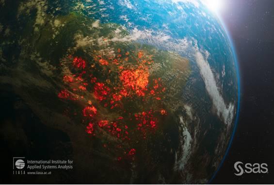 Ημέρα της Γης: Η SAS αξιοποιεί την crowd driven τεχνητή νοημοσύνη