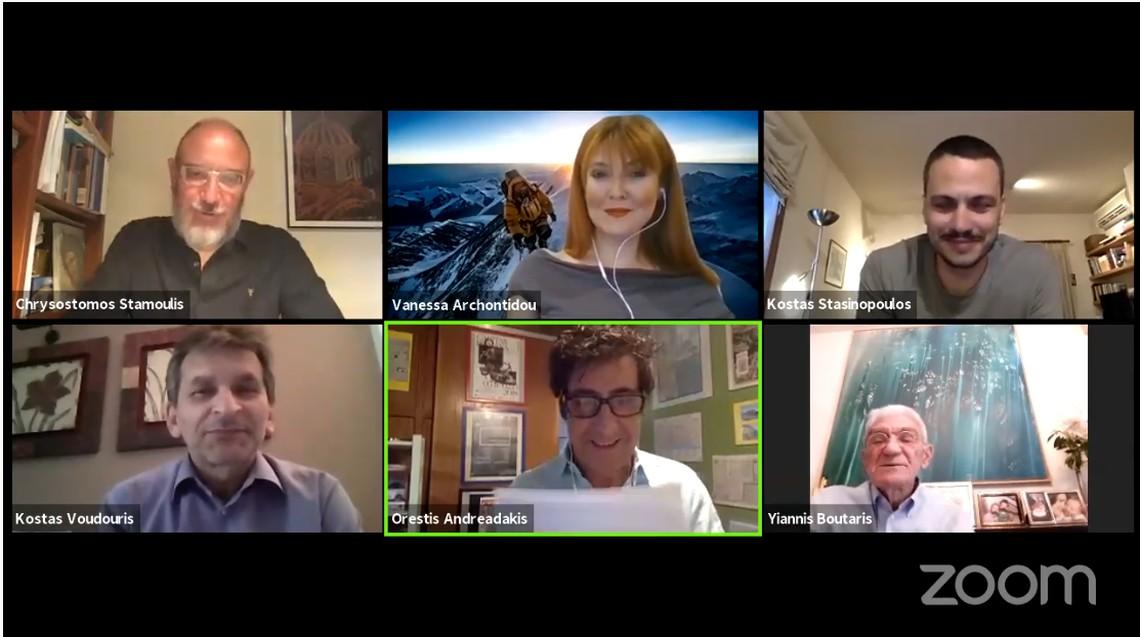 Διαδικτυακή ανοιχτή συζήτηση για την Ανθρωπόκαινο Εποχή στο online 22ο ΦΝΘ