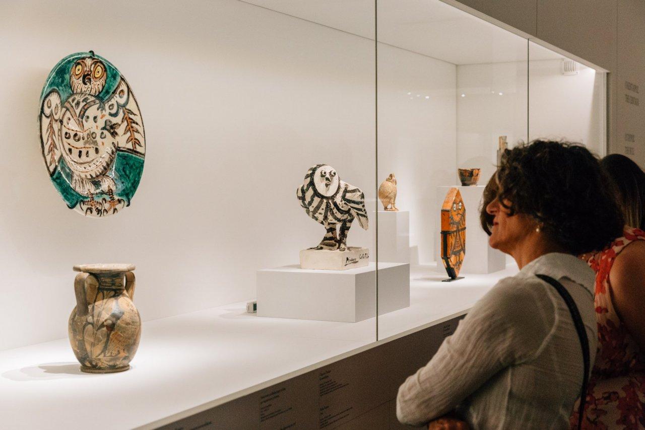 Η έκθεση «Πικάσο και Αρχαιότητα. Γραμμή και πηλός» υποψήφια για Διεθνές βραβείο Global Fine Art Awards