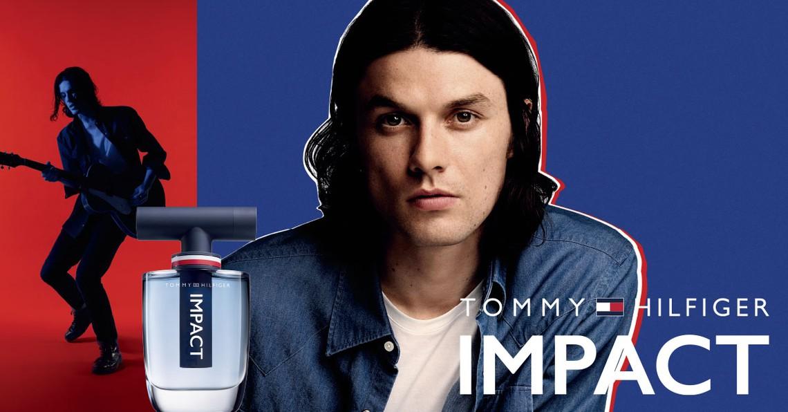 IMPACT Eau De Toilette: το νέο ανδρικό άρωμα του Tommy Hilfiger