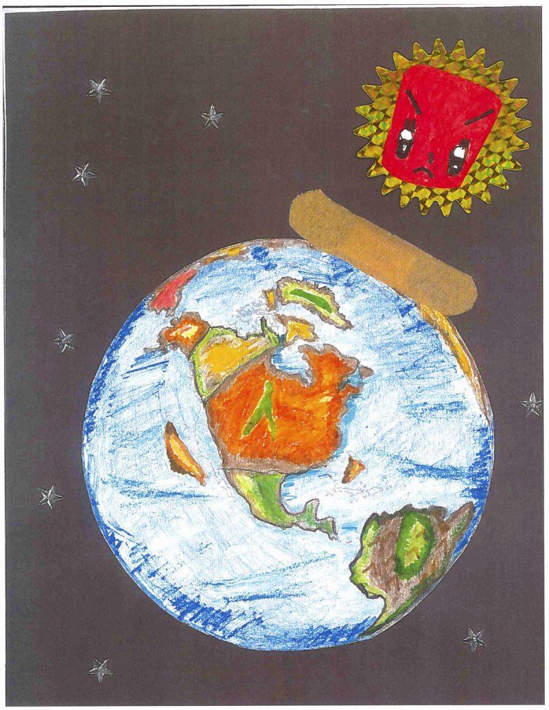 Δράσεις Κοινωφελούς Επιχείρησης Δήμου Θεσσαλονίκης: Τα παιδιά ζωγραφίζουν τον κορωνοϊό