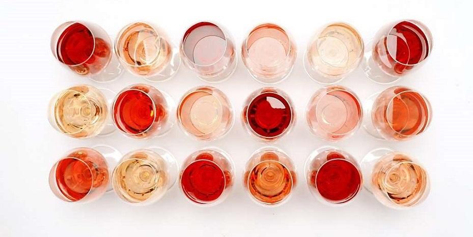 2nd Rosé Grand Tasting @Thessaloniki-Οι ετικέτες
