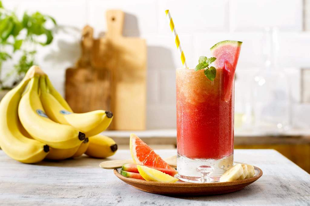 Healthy summer smoothies with Chiquita bananas.jpg