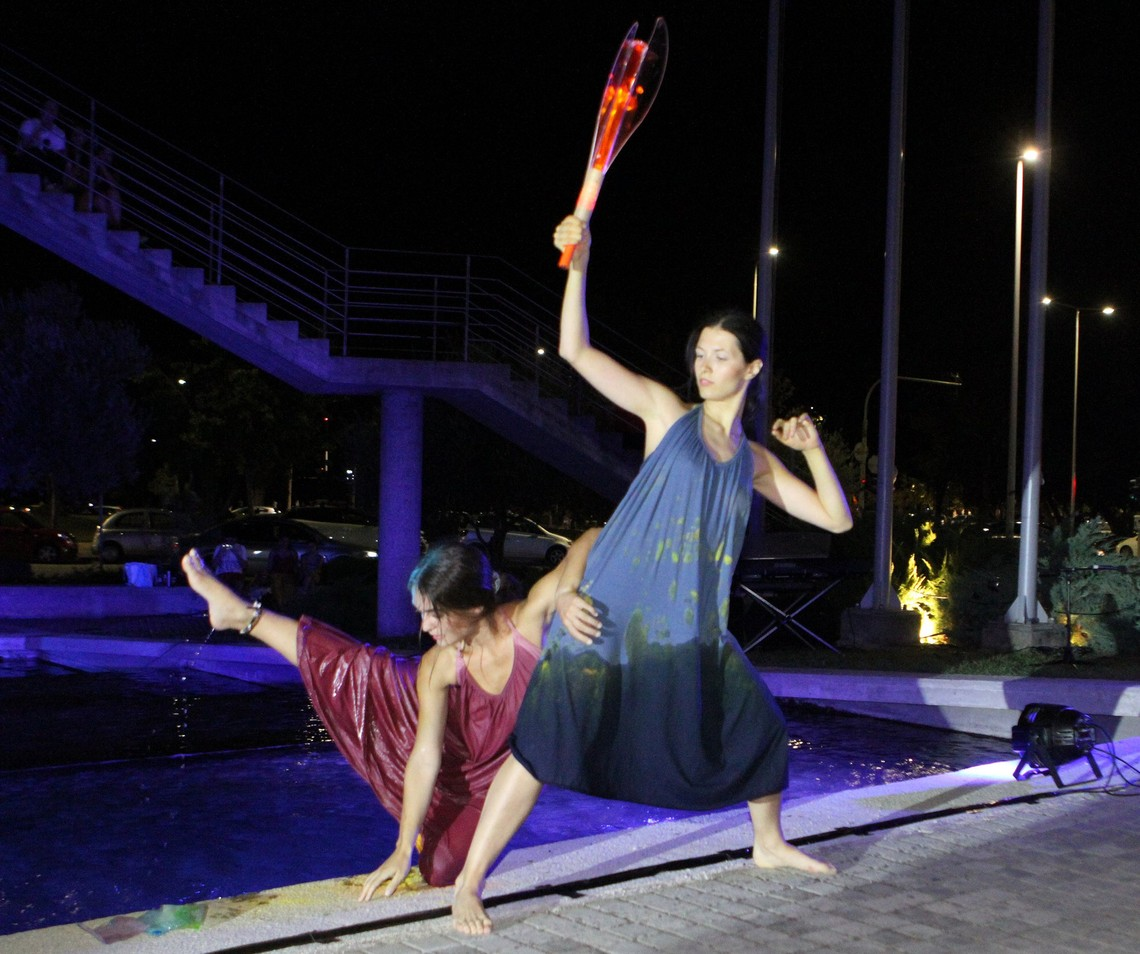 Εορτασμός της Διεθνούς Ολυμπιακής Ημέρας 2020 στη Θεσσαλονίκη