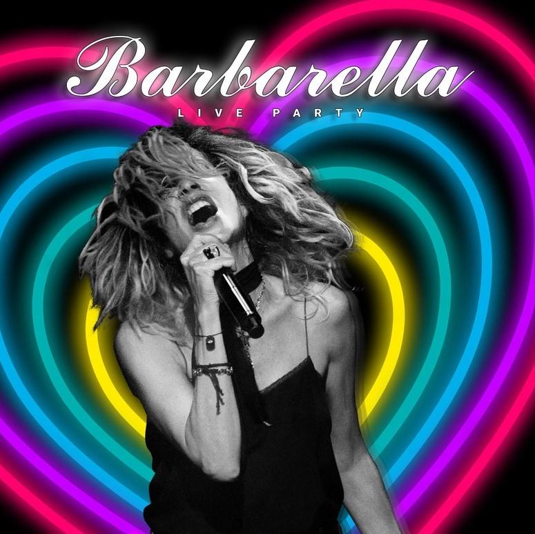 """Η Άννα Βίσση στο """"Barbarella Live Party"""" !"""