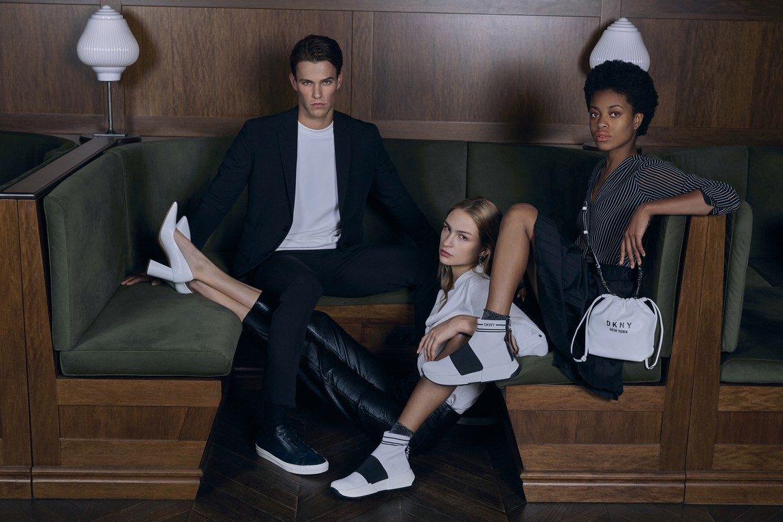 "The new A/W20 Haralas ""Young & Restless"" campaign"