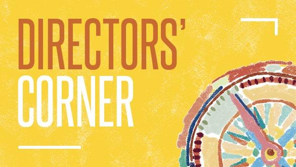 Directors' Corner: Γνωρίζουμε τους σκηνοθέτες