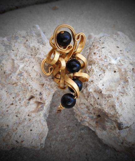 """Ξεχωριστά κοσμήματα-δημιουργίες """"δια χειρός Βασίλη Μόραλη"""""""
