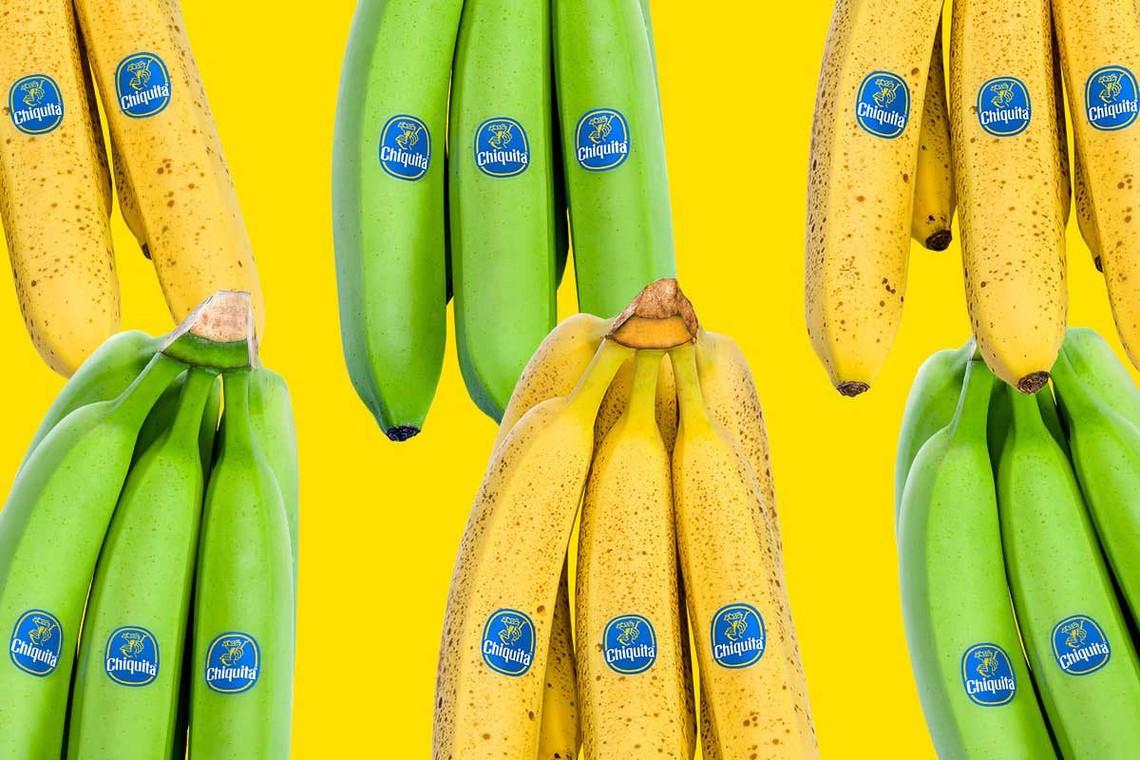 Μπανάνα: Το υγιεινό σνακ που μπορεί να είναι πράσινο, κίτρινο ή καφέ!