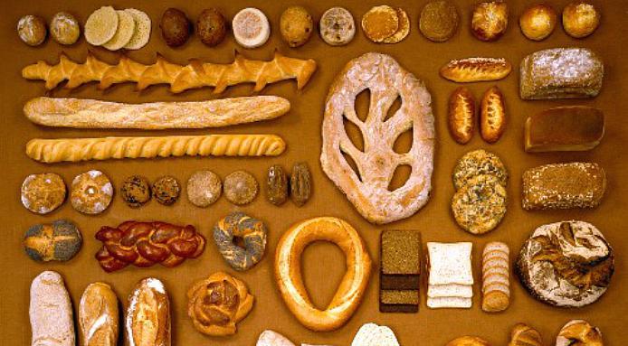 Ψωμιά από την Ελλάδα και όλο τον κόσμο